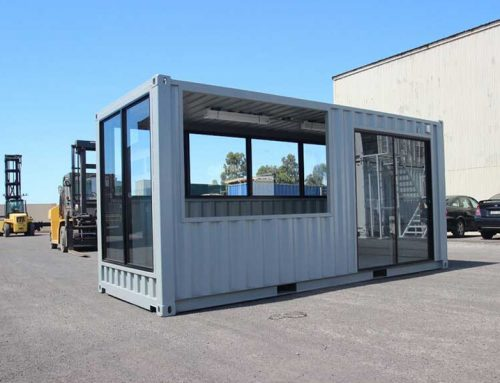 Fitted Out Shipping Containers for Sale